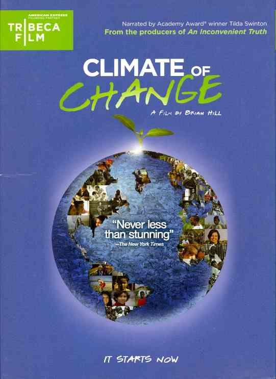 CLIMATE OF CHANGE BY SWINTON,TILDA (DVD)