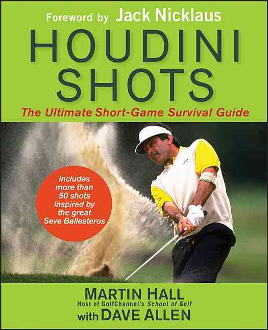 Houdini Shots By Hall, Martin/ Allen, Dave